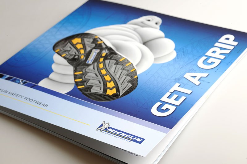 Michelin Safety Footwear – Europe