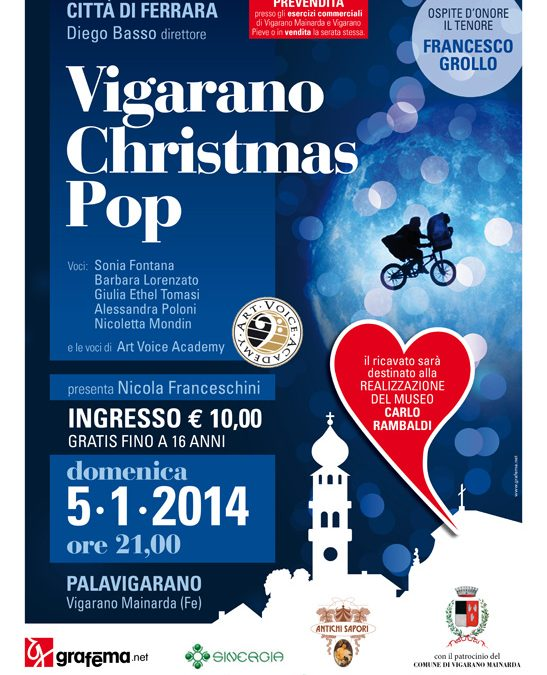 Vigarano Christmas Pop 2014